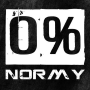 0% NORMY Logo